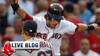 Red Sox Live Blog: Jacoby Ellsbury Delivers Walk-Off RBI Single in Ninth, Red Sox Prevail 3-2