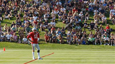 Patriots Mailbag: Tom Brady Not Yet Looking Sharp at Training Camp