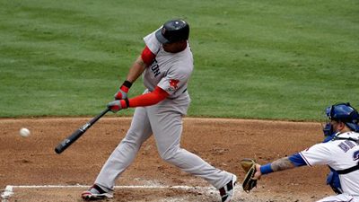 Carl Crawford Explodes for Five RBIs, Showing Signs of Long-Awaited Hot Streak