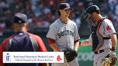 Clay Buchholz Among Red Sox Who Understand Communication Is Key to Prevention of Injuries