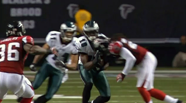 Dunta Robinson Deserves Suspension for Dirty, Helmet-to-Helmet Hit on Jeremy Maclin