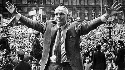 Legendary Liverpool Manager Bill Shankly Died Thirty Years Ago on Sept. 29 (Video)