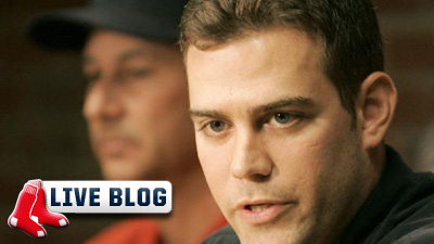 Red Sox News Conference Live Blog: Theo Epstein: 'We Need to Be More Accountable'