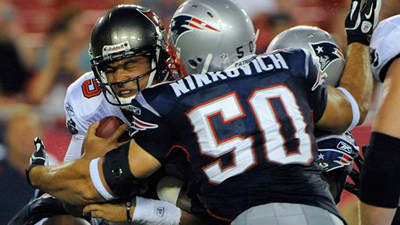 Rob Ninkovich, Andre Carter Understand NFL's Attempts to Increase Quarterback Safety