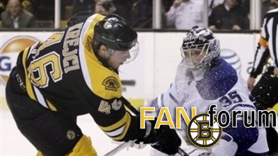 Which Bruins Player Should Be Next to Get a New Contract?