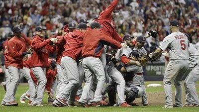 Cardinals Complete NLCS Upset, Defeat Brewers in Game 6 to Advance to World Series