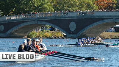 Head of the Charles Live Blog: Cambridge Boat Club, Team Attager, Boston University Among First Day Victors