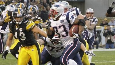Kevin Faulk Excited to Return to Field, Play Significant Role in Patriots' Offense