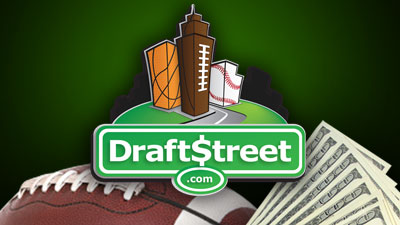 Draftstreet.com Giving Away Free $250 in One-Week Fantasy Football Challenge, Available Exclusively for NESN.com