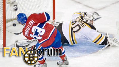 Are Canadiens Boston's Biggest Threat in Northeast Division?