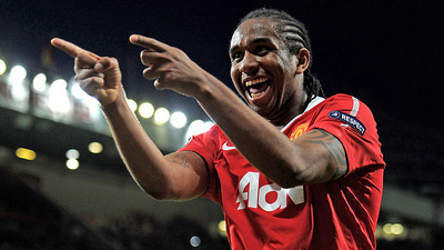 Anderson's Injury Absence Won't Force Sir Alex Ferguson Into January Spending Spree