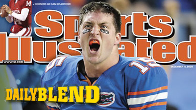 Tim Tebow Has Never Heard of Sports Illustrated Cover Jinx