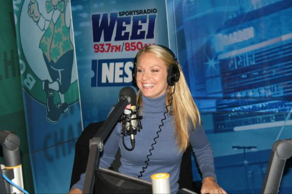 Heidi Watney Defends Josh Beckett, Discusses How Red Sox Deal With Media