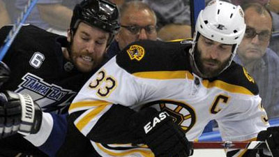 Zdeno Chara Returns to Ice for Morning Workout in Ottawa, But Unlikely to Return to Game Action Against Senators