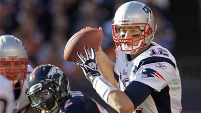 Tom Brady's Three-Headed Offensive Monster Making Super Bowl Realistic and Other Leftover Patriots Thoughts