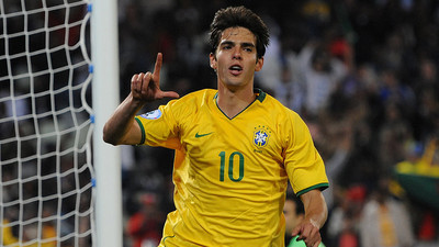 Report: Real Madrid Looks to Offload Kaka For £22 Million, Premier League Giants Take Notice