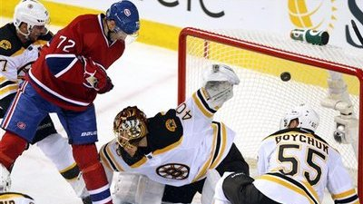 Bruins' Rough Start Continues As Canadiens Hand Them Another Defeat