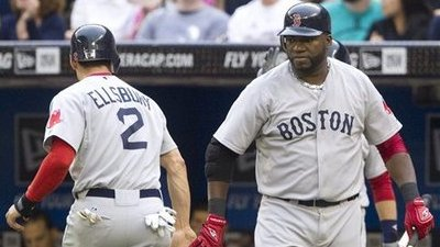 Jacoby Ellsbury, David Ortiz, Adrian Gonzalez All Win American League Silver Slugger Awards