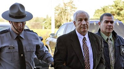 Former Penn State Defensive Coordinator Jerry Sandusky Accused of Child Sex, Athletic Director Charged With Perjury