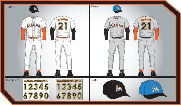 Potential New Miami Marlins Uniforms Leaked, Feature Colorful Combinations (Photo)
