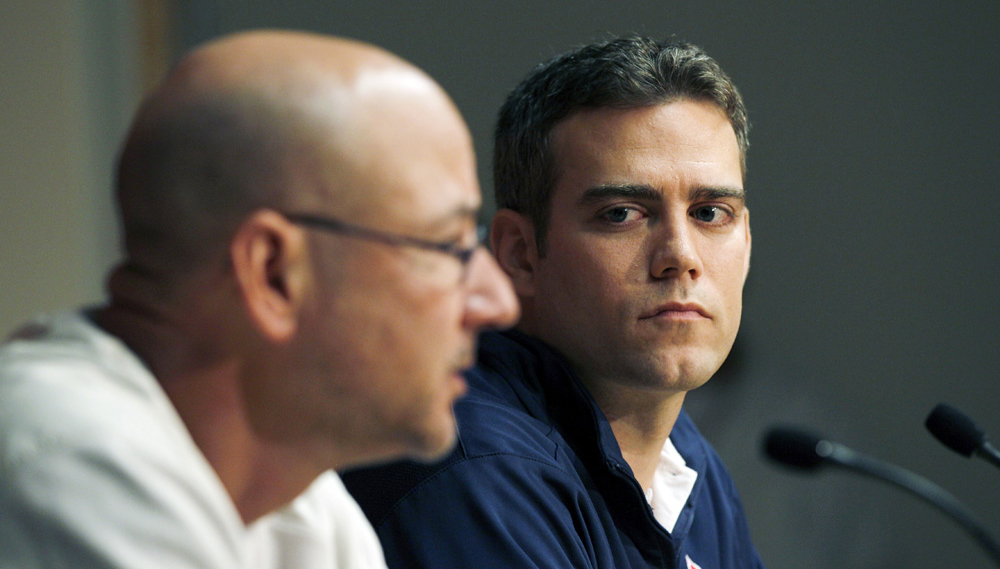 Terry Francona Hoping to Reunite With Theo Epstein, Make History Once Again