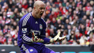 Pepe Reina Is the Prototypical Liverpool Goalkeeper, Says John Achterberg