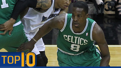Re-Signing Jeff Green, Evaluating Backcourt Among Celtics' Top Post-Lockout Issues (Photos)