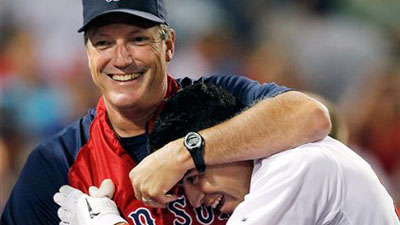 Report: Dave Magadan to Return as Red Sox Hitting Coach