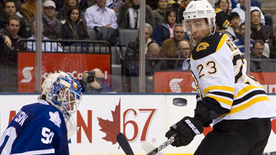 Bruins Expecting Tough Challenge From Toronto Despite Past Blowouts This Season