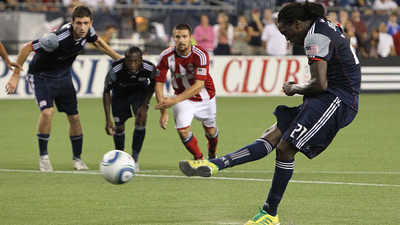 Shalrie Joseph Re-Signs With MLS, Returns for 10th Season With New England Revolution
