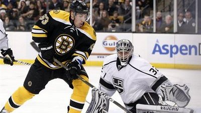 Brad Marchand Atones for Recent Misdeeds With Two-Goal Game to Lead Bruins Over Kings