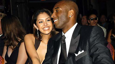 Report: Kobe Bryant's Wife, Vanessa Bryant, Files for Divorce Citing 'Irreconcilable Differences'