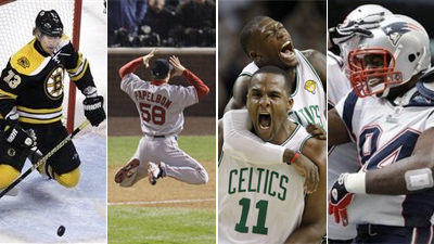 Vote: Which Former Boston Athlete Now Playing Elsewhere Provided the Most Unforgettable Moment?