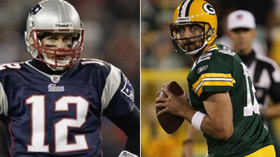 Tom Brady's Spectacular Season Won't Stack Up With Aaron Rodgers in MVP Vote