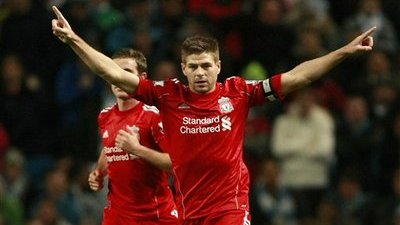 Steve Gerrard Signs Multiyear Contract Extension With Liverpool FC