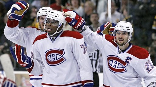 P.K. Subban, Hal Gill Express Respect for Bruins' Physical Style and Success It's Brought to Boston