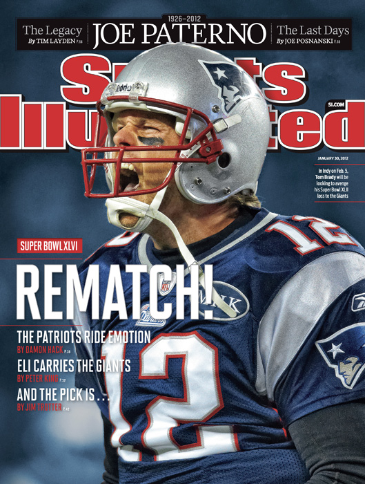 Tom Brady Lands on Sports Illustrated Cover Following AFC Championship Victory (Photo)