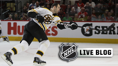 NHL Skills Competition Live Blog: Zdeno Chara Sets Hardest Shot Record, But Team Alfredsson Wins