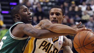 E'Twaun Moore a Pleasant Surprise in Backcourt for Depleted Celtics