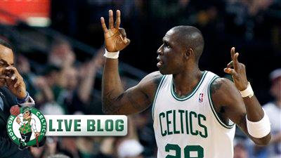 Celtics Live Blog: Rajon Rondo's Triple-Double Caps C's 95-91 Win Over Bulls
