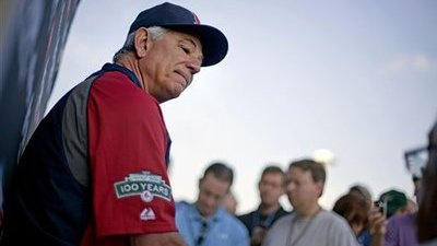 Bobby Valentine Outlaws Alcohol in Red Sox Clubhouse, on Team Flights Back to Boston