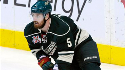 Greg Zanon Hopes to Find Success with Bruins, Even If He Can't Find His Way Around Boston