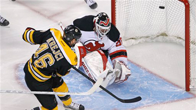David Krejci, Bruins Respond to Claude Julien's Line Changes With Breakout Night in Overtime Win Against Devils