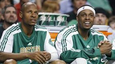 Report: Paul Pierce, Ray Allen Drawing Most Trade Interest of Celtics Players