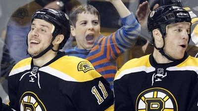 Gregory Campbell Ends Scoring Drought As Fourth Line Provides Key Contributions in Bruins' Win