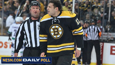 Vote: Which Bruins Player Would You Least Want to Fight?