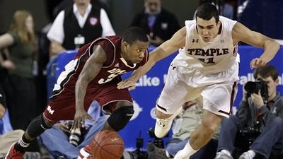 UMass Uses Huge Second-Half Run to Storm Past Temple, Advance to Atlantic 10 Semifinals