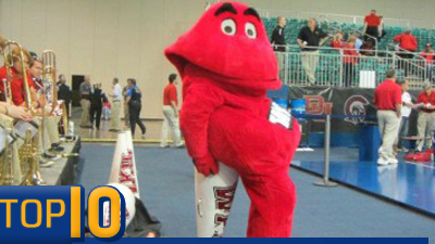 St. Louis University Billikens Take Top Spot Among NCAA Tournament Mascots (Photos)