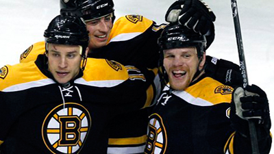 Bruins Excited to Spend St. Patrick's Day in Boston, Though Which Players Are Actually Irish May Surprise