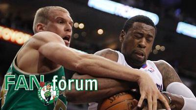 Is Greg Stiemsma the Celtics' Top Bench Player?